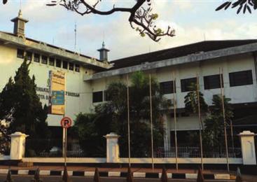 Bangunan Legenda Kota Bandung