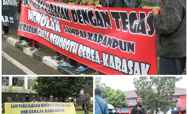 Penolakan Izin Mendirikan Bangunan Gereja Di Karasak Kota Bandung