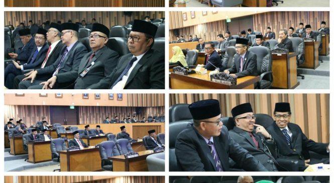 Rapat Paripurna Istimewa dalam Rangka Memperingati Hari Kemerdekaan Republik Indonesia ke 71