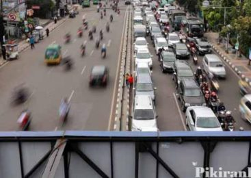 DPRD Kota Bandung Pertanyakan Skywalk Cicadas