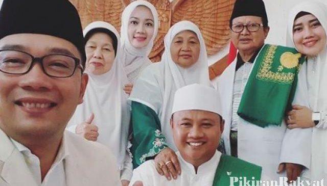 Pelantikan Gubernur Jawa Barat Ridwan Kamil dan Delapan Kepala Daerah Lain Diwarnai Kirab