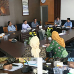 Komisi C Menerima Kunjungan Kerja dari DPRD Kab. Ponorogo Terkait Program CSR