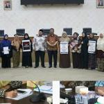 Wakil Ketua II DPRD Kota Bandung Menerima Audiensi dari Aliansi Muslimah Jawa Barat terkait Aksi Damai Penolakan LGBT di Kota Bandung