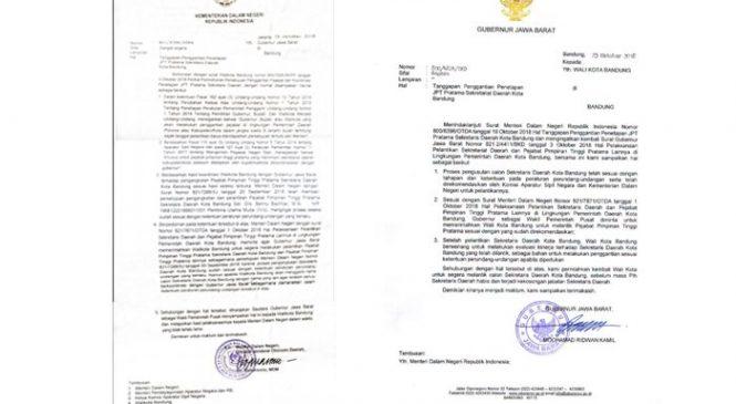 Anggota DPRD Bandung Ini Minta Permasalahan Penetapan Sekda Kota Bandung Segera Diselesaikan