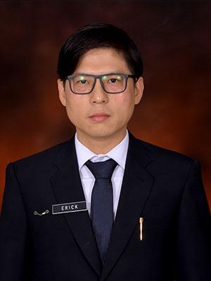 Erick Darmadjaya, B.Sc