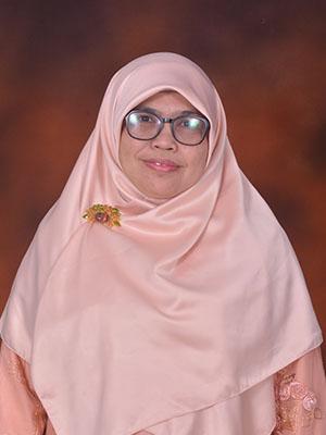 Hj. Siti Nurjanah, SS