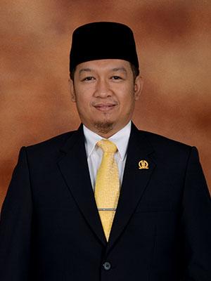 Rizal Khairul, SIP., M.Si