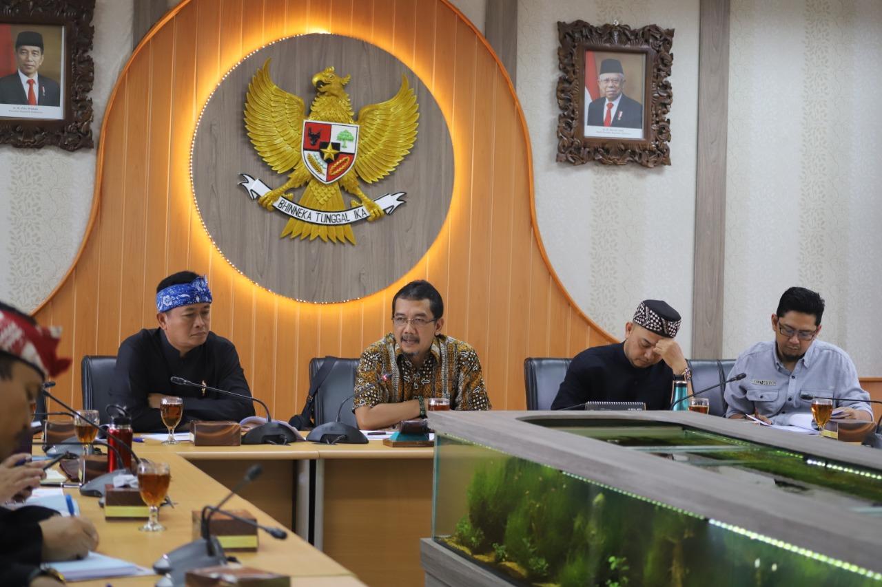 Pansus II Minta TKPK Perbaiki Struktur Kelembagaan