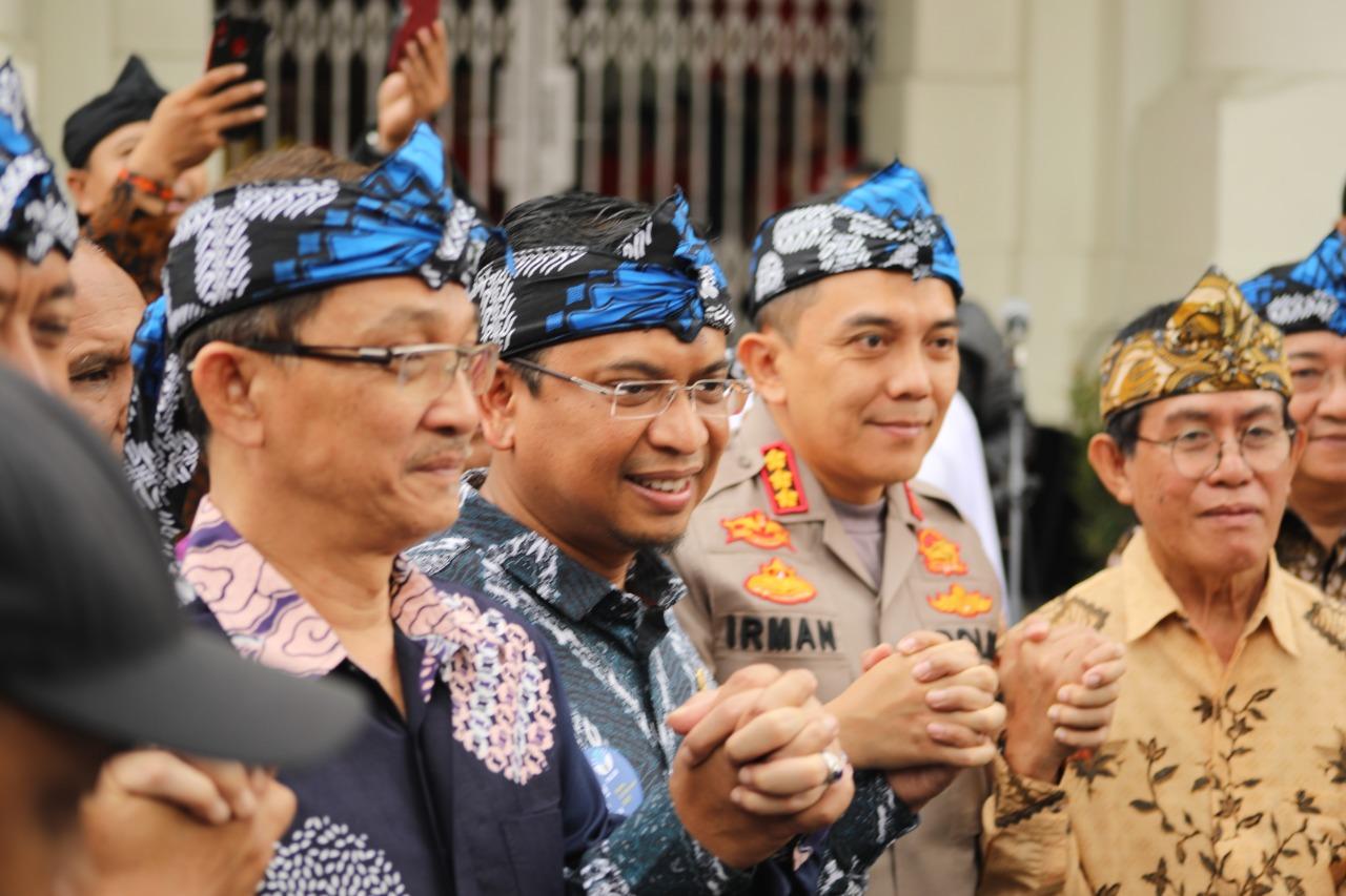 Miniatur Indonesia, Bandung Rumah Bersama Lintas Budaya dan Agama