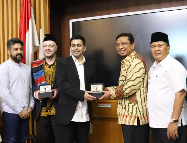 Ulama Kota Bandung Diharapkan Ikuti English for Ulama ke Inggris