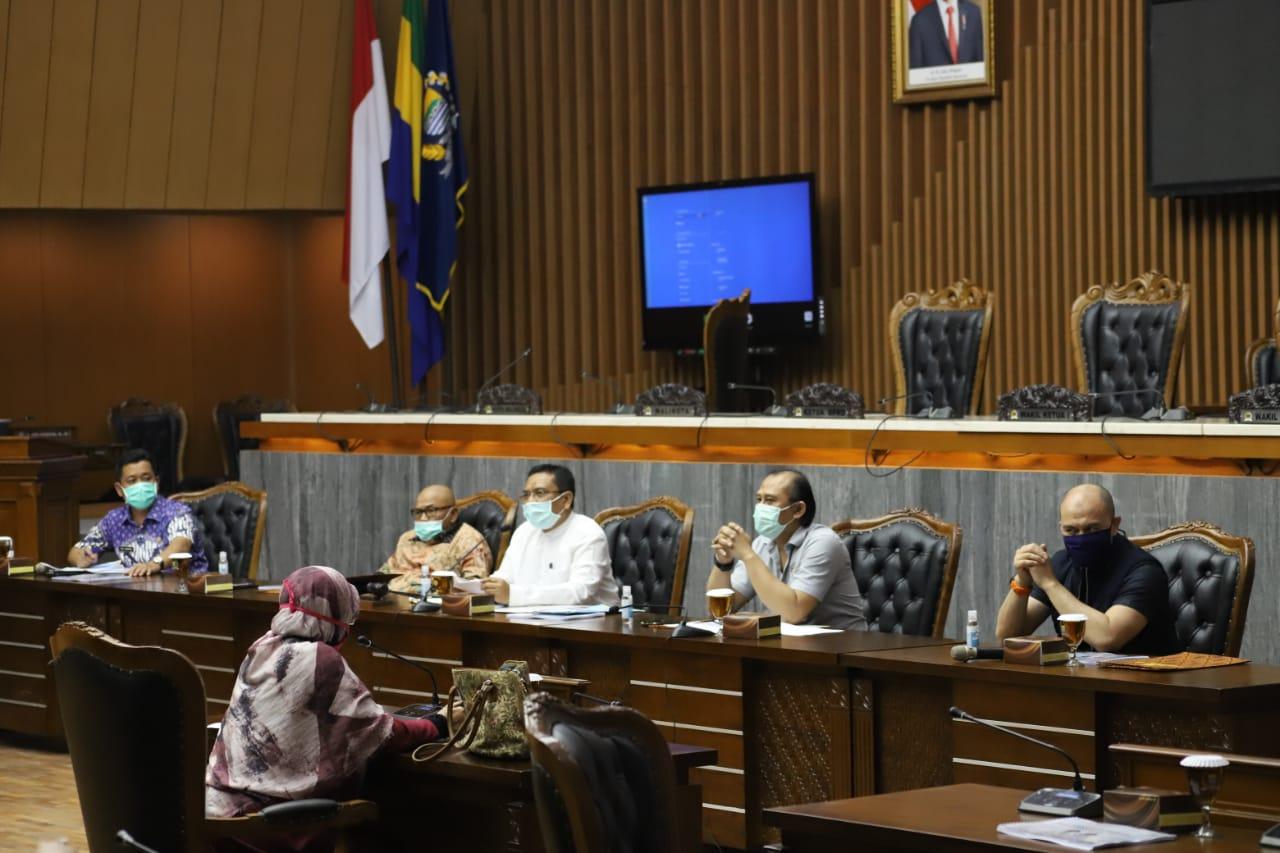 Antisipasi Wabah Virus Corona, Rapat Paripurna LKPJ Wali Kota Bandung Ditunda