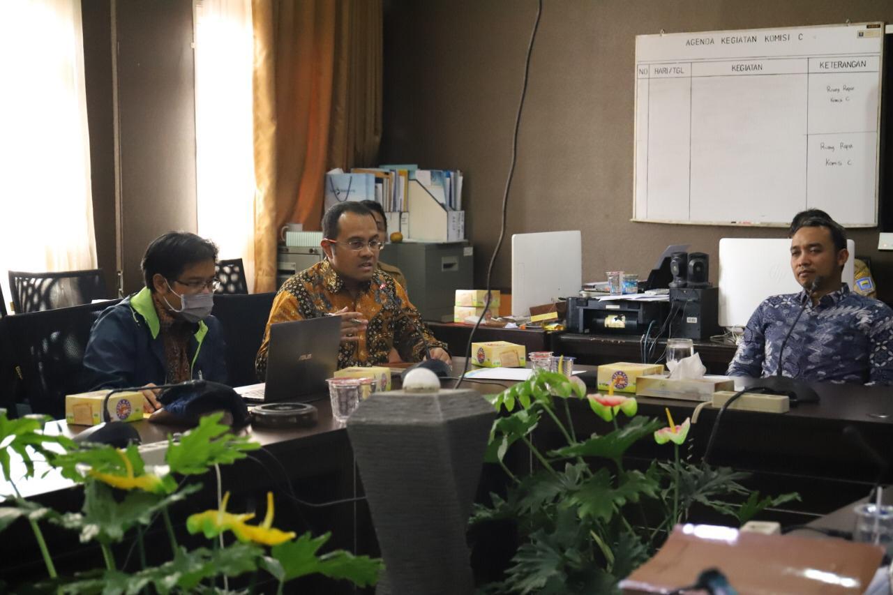 Pembahasan Raperda Perubahan RTRW Libatkan Badan Informasi Geospasial