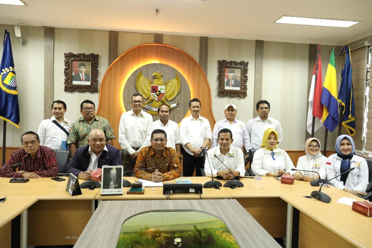 DPRD Kota Bandung Bersinergi dengan Kadin Majukan Perekonomian Masyarakat