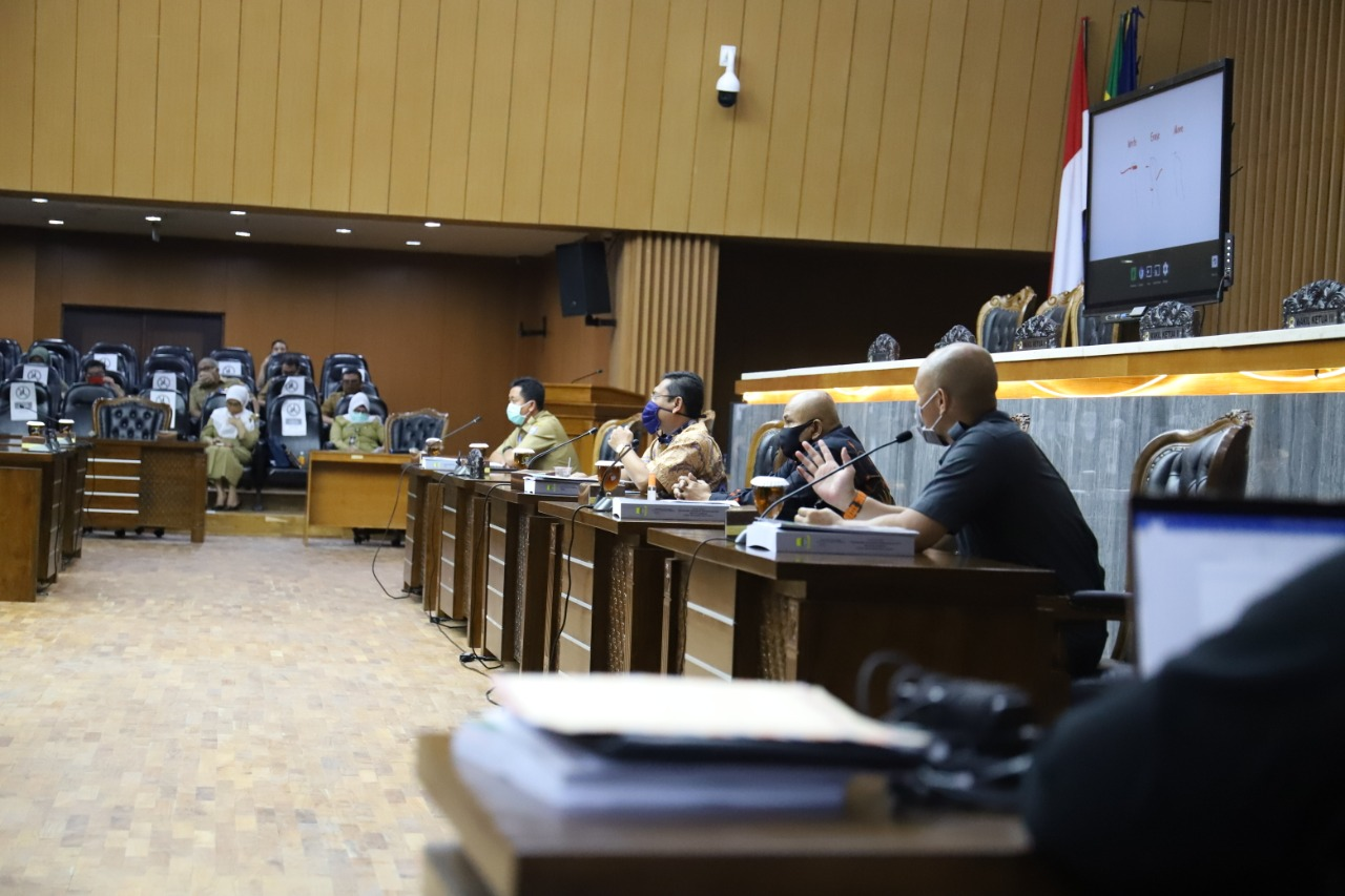 DPRD Kota Bandung Minta Penyaluran Dana RMP Diawasi Maksimal