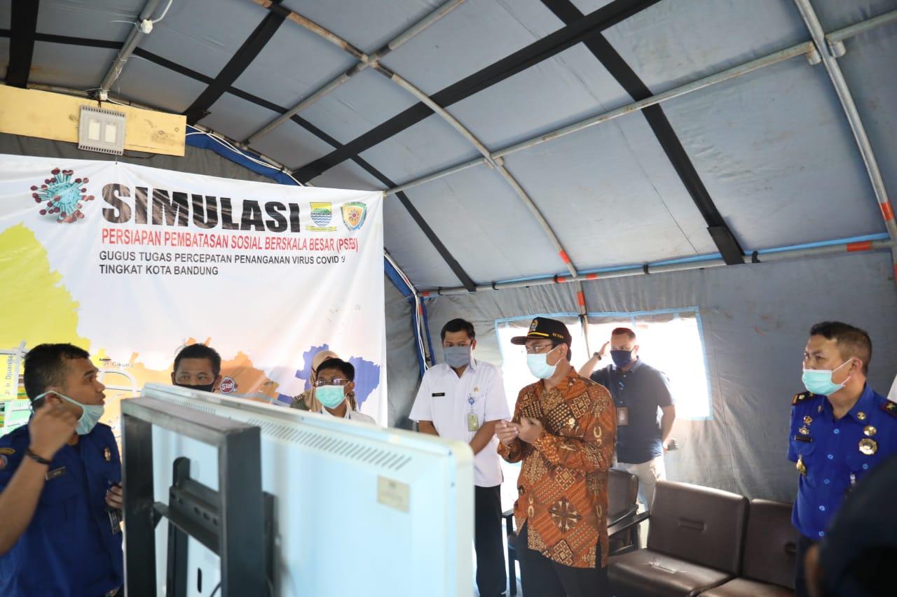 Ketua DPRD Kota Bandung Minta Data Covid-19 Lebih Detail