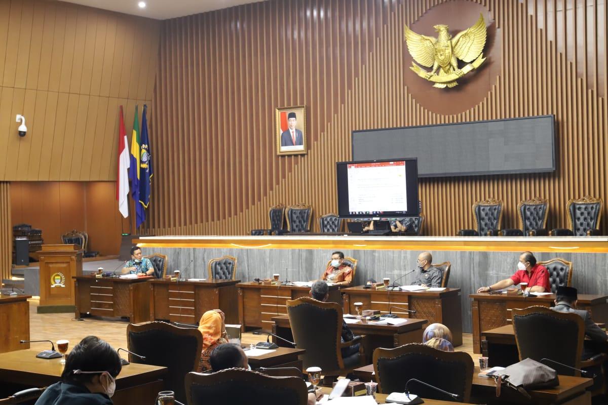 Anggaran Legislatif Dialoksikan untuk Penanganan Virus Corona