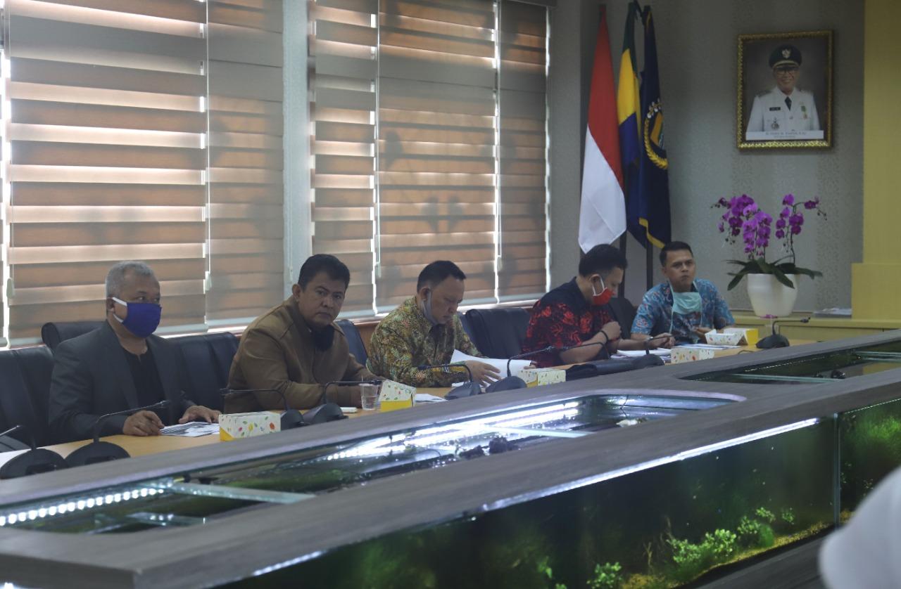 Pansus I Minta Pemkot Bandung Optimalkan Pengawasan Perizinan