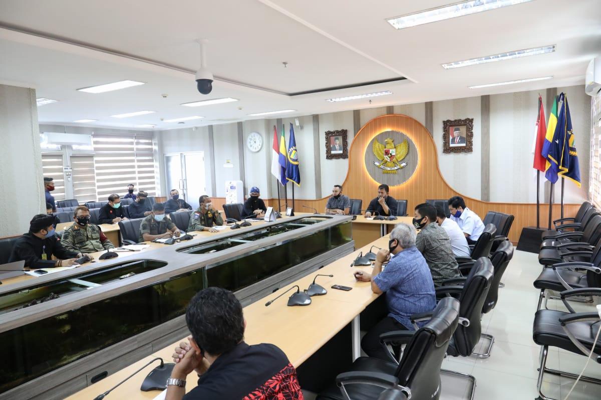 Komisi C Bahas Karut Marut Reklame di Kota Bandung