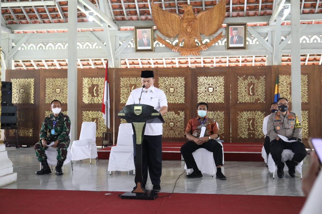Warga Kota Bandung Diminta Patuhi PSBB Tingkat Provinsi
