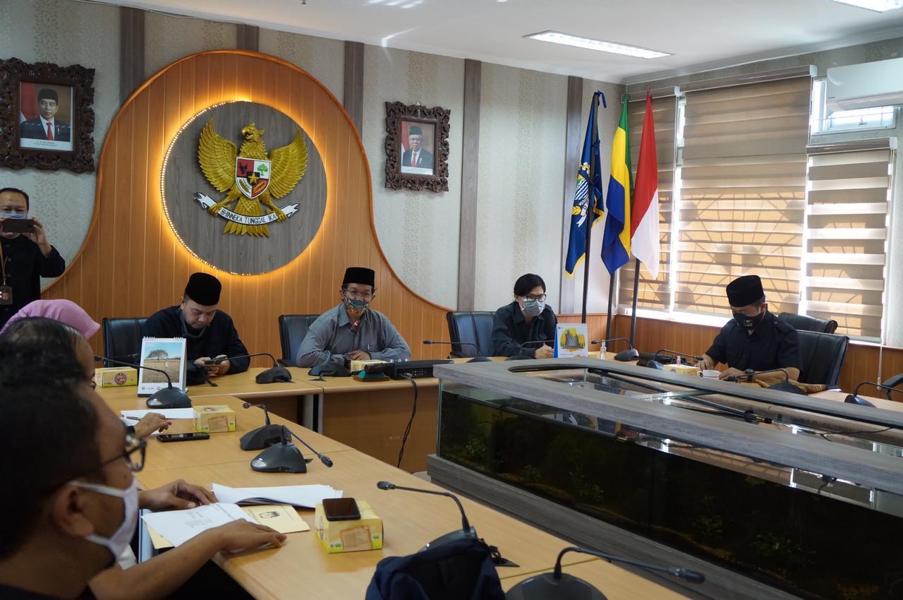 Dewan Dukung KPU Wujudkan Kota Bandung sebagai Kota Layak Demokrasi